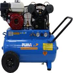 Air Compressor, 5 Hp, Gas