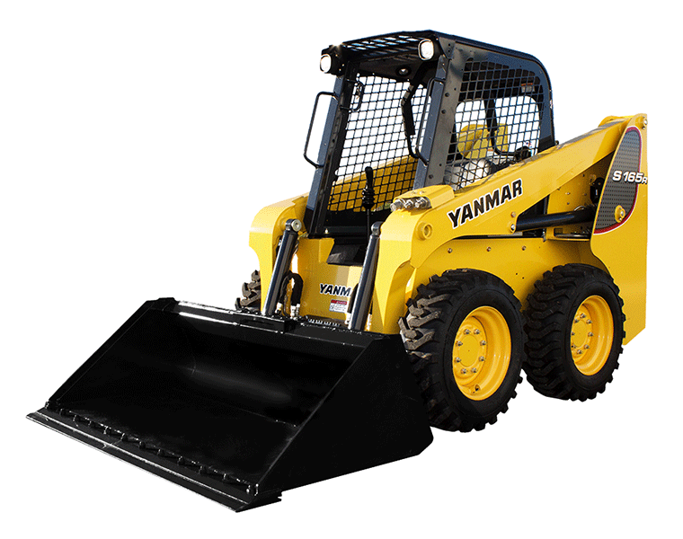 Yanmar Skid Loader, Frankfort Kentucky